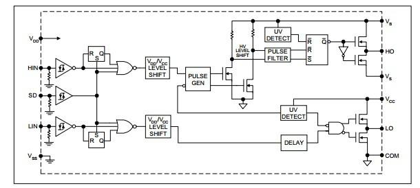 电路 电路图 电子 原理图 610_274